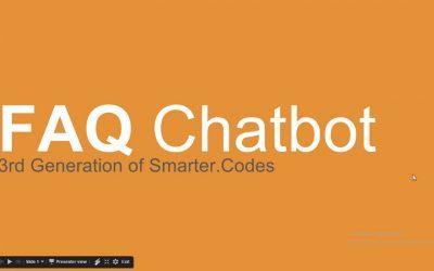 FAQ Chatbot using Knowledgebase